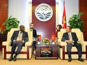 Vietnam, Angola eye IT, telecoms cooperation
