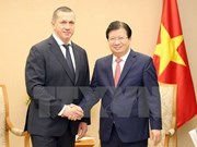 Vietnam, Russia seek to boost economic cooperation