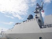 Vietnam attends int'l maritime, aerospace showcase