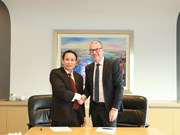 VNA boosts cooperation with Australian media