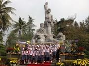 Quang Ngai commemorates Son My massacre victims