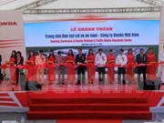 Honda Vietnam launches global standard driver training centre