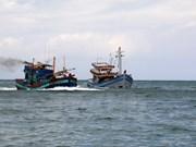 Vietnamese fishermen saved in Gulf of Thailand