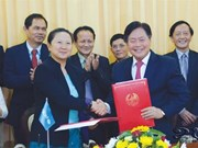UNICEF provides Laos with 7.2 m USD for health, nutrition work
