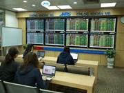 VN Index falls on portfolio review