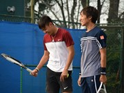 Tennis: Vietnam's representative ousted in Japan F2 event