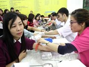 Phu Tho collects 1,000 blood units during Red Spring Festival
