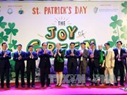 Hanoi joins Ireland's Global Greening initiative
