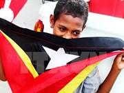 Timor-Leste holds Presidential election