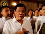 Philippine President visits Thailand