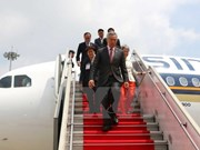 Diplomat: Singapore-Vietnam ties elevated to new heights