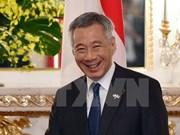 Singaporean PM begins Vietnam visit