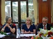 Vietnam seeks Netherlands' assistance in agriculture