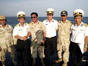 Vietnam, Cambodia conduct joint naval patrol