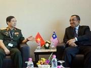 Vietnam, Malaysia hope to promote defence ties