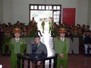 Hoa Binh: Nine sentenced to death for drug trafficking
