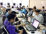International drill on cyber security held in Vietnam