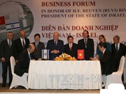 HCM City partners with Israeli firms to improve business climate