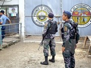 Philippine troops rescue two Malaysians kidnapped by militants