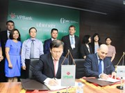 IFC gives 80 million USD credit package to VPBank