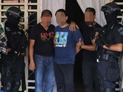 Nine arrested in Malaysia over IS links