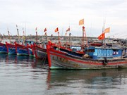 Over 2 trillion VND to support fishermen in Quang Binh