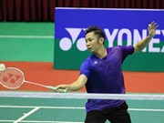 Minh defends Vietnam Challenge title