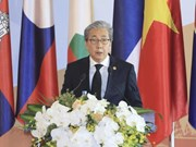 Thailand urges cooperation of CLMVT countries