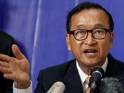 Cambodia: Sam Rainsy sentenced to 20 months in jail