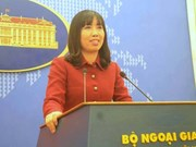 Vietnam's foreign ministry appoints new spokesperson