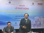 Selection of Vietnam's best aquatic products kicks off