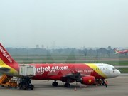Vietjet Air launches Hanoi-Siem Reap air route