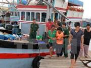 Twenty-eight fishermen rescued in NinhThuan