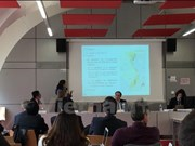 International workshop on East Sea in France