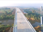 Thailand, Myanmar build new friendship bridge
