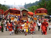 Hung Kings Temple Festival in full swing