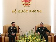 Defence cooperation helps reinforce Vietnam-Thailand relations
