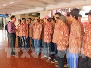 More illegal fishermen repatriated from Indonesia
