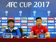 Quang Ninh Coal gear up to beat Home United