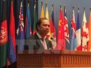 "Vietnam applauds India's ""Act East"" policy"