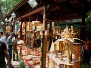 Thua Thien-Hue: Festival to honour traditional crafts
