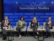 US institute: Vietnam ranks first on health governance index