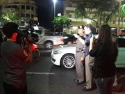 Thailand: Bomb blast in Bangkok leaves 2 people injured