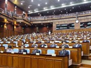 Cambodian parliament holds plenary session after three-month recess