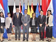Paraguay hopes to expand trade links with Vietnam