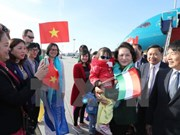 NA Chairwoman begins Hungary visit