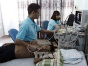 Phu Yen provides free heart defect screenings for needy kids
