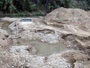 Gov't to fine minerals, water resources violations