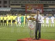 U19 international football champs kicks off in Nha Trang