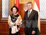 Vietnamese, Hungarian legislators discuss law perfection